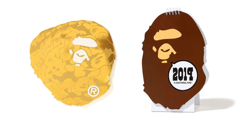 BAPE 2019 New Year's Gifts