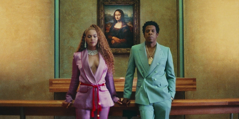 Beyoncé & JAY-Z Help Set Louvre Visitor Record