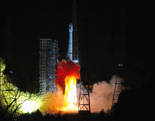 China's lunar probe makes history by successfully soft-landing on the far side of the moon – TechCrunch