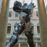 Damien Hirst 'Demon With Bowl' Sculpture @ Palms