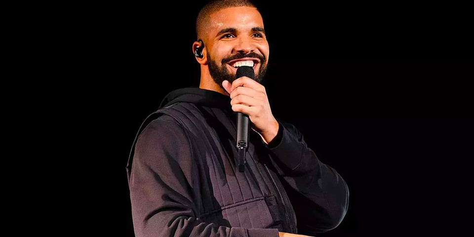 Drake Throws Massive New Year's Eve Party