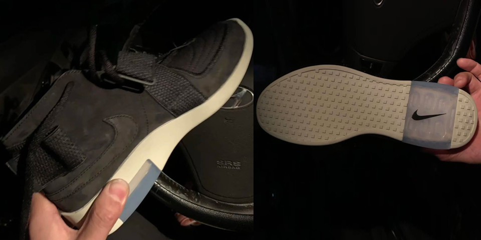 Fear of God x Nike Upcoming Sneaker Leak