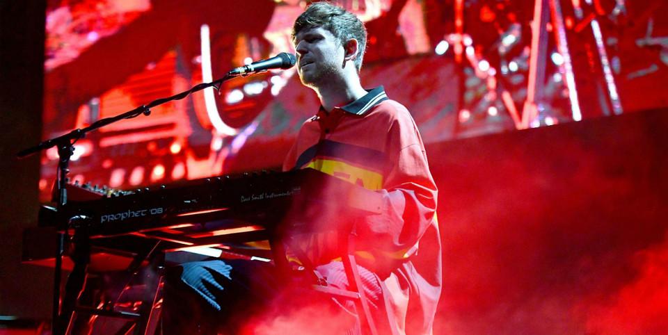 James Blake's New Album 'Assume Form' Info