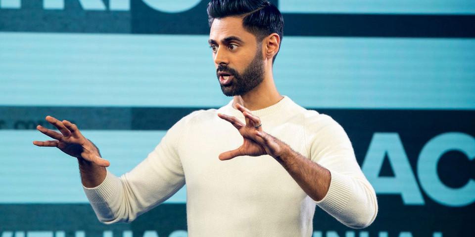 Netflix Pulls Hasan Minhaj Saudi Arabia Episode