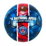 Paris Saint-Germain x BAPE CAMO Football