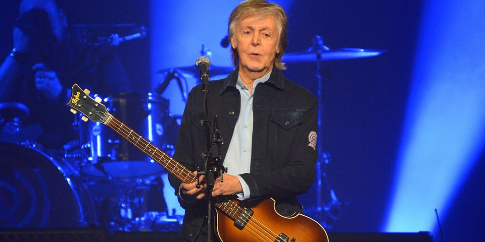 "Paul McCartney ""Get Enough"" New Song Stream 2019"